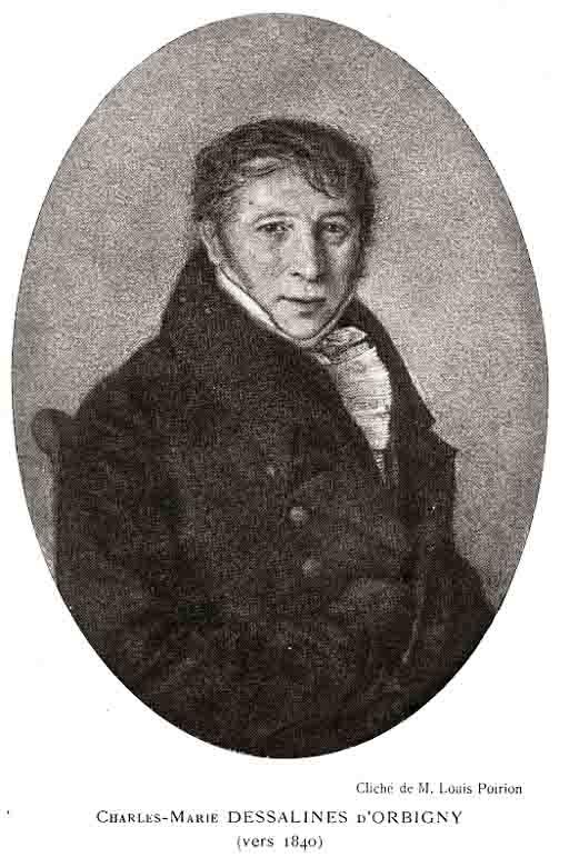 Charles Marie d'Orbigny
