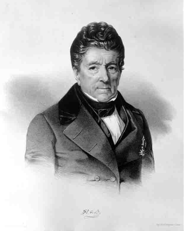 Louis Benjamin Fleuriau de Bellevue