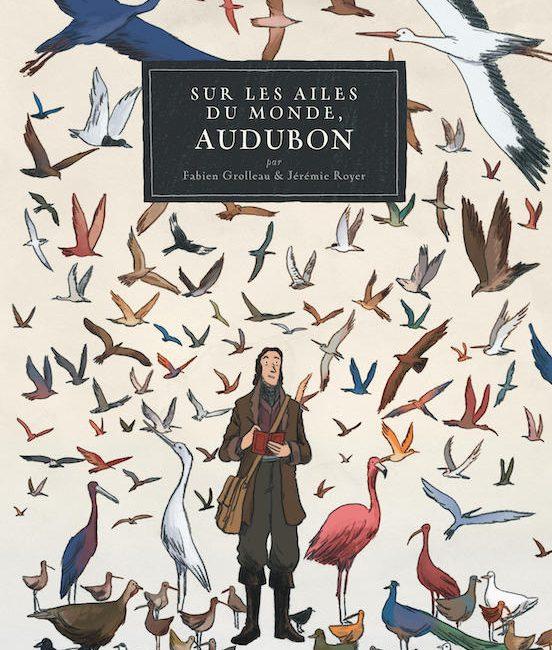 Audubon, un destin tout en dessins