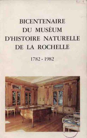 Bicentenaire du Muséum d'Histoire Naturelle de La Rochelle