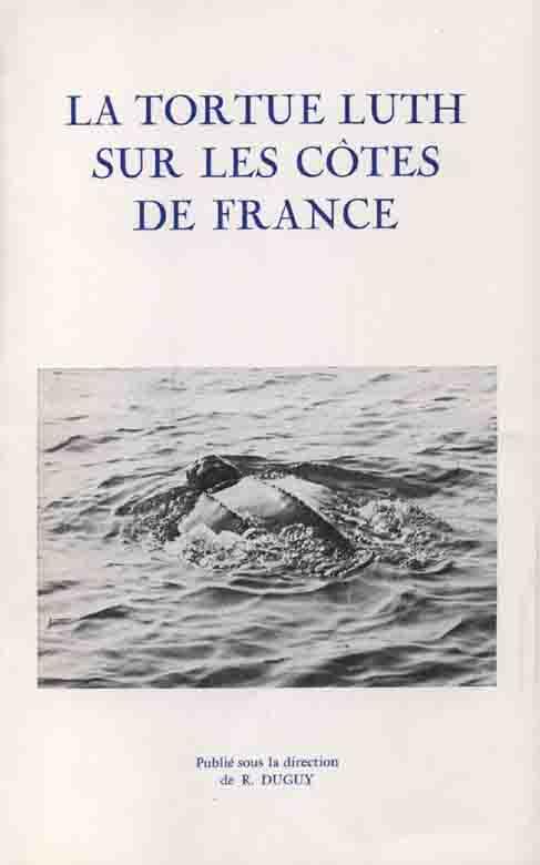 LA TORTUE LUTH SUR LES COTES DE FRANCE