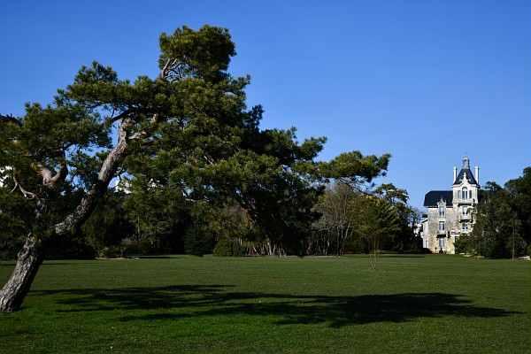 Parc Franck Delmas La Rochelle